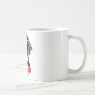Mamas Lieblings Dogge Coffee Mug