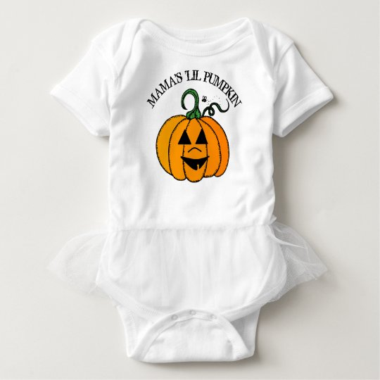 Mama's Little Pumpkin Halloween Shirt