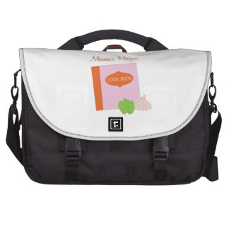 Mamas Recipes Laptop Messenger Bag