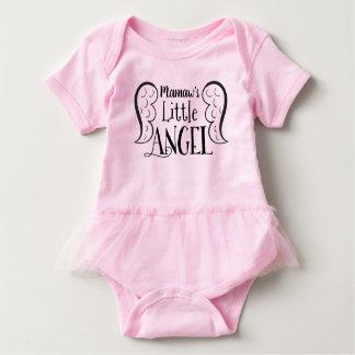 Mamaw's Little Angel Baby Bodysuit