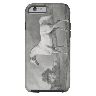 Mambrino, engraved by George Townley Stubbs (1756- Tough iPhone 6 Case