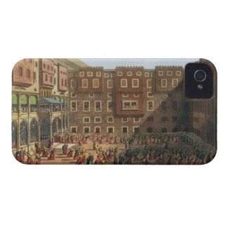 Mamelukes Exercising in the Square of Mourad Bey's iPhone 4 Case