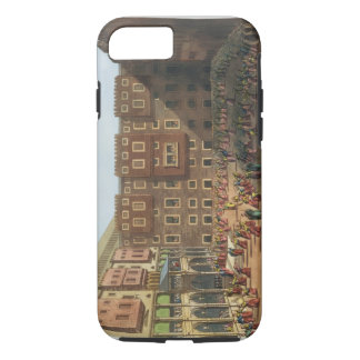 Mamelukes Exercising in the Square of Mourad Bey's iPhone 8/7 Case