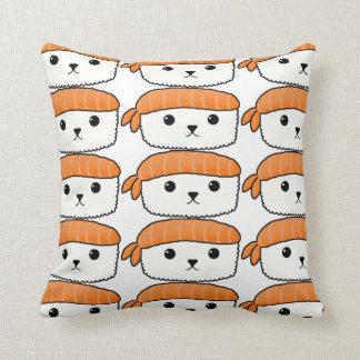 Mamesushi - Cute Sushi design - Kawaii DayZoo Cafe Cushion