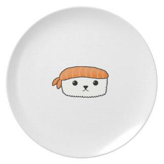 Mamesushi - Cute Sushi plate