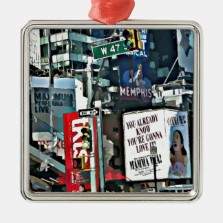 Mamma Mia NYC Design Christmas Ornament