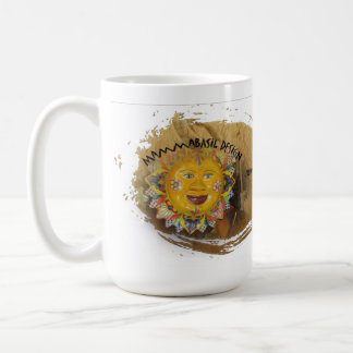 MammaBASIL Design Mug! Coffee Mug