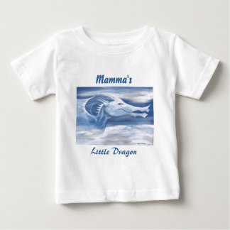 Mammas Little Dragon Baby T-Shirt