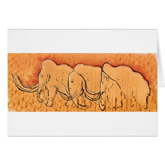 Mammoth Cave Art Card