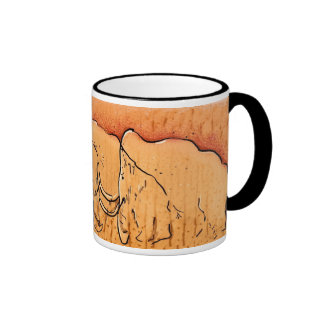Mammoth Cave Art Mug