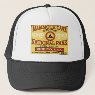 Mammoth Cave National Park Trucker Hat