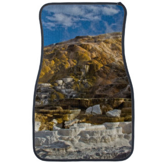 Mammoth Hot Spring Car Mat