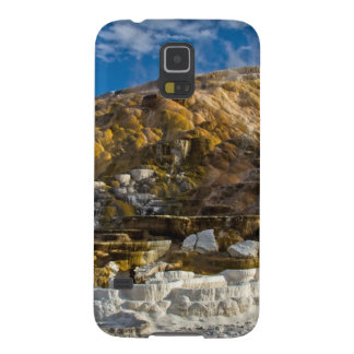 Mammoth Hot Spring Galaxy S5 Case