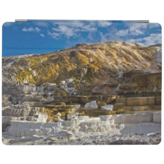 Mammoth Hot Spring iPad Cover