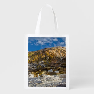 Mammoth Hot Spring Reusable Grocery Bag
