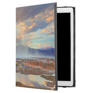 "Mammoth Hot Springs iPad Pro 12.9"" Case"