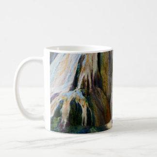 Mammoth Hot Springs Yellowstone Coffee Mugs