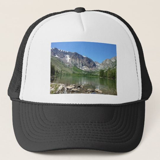 Mammoth Lake Trucker Hat