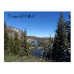 Mammoth Lakes, CA Postcard