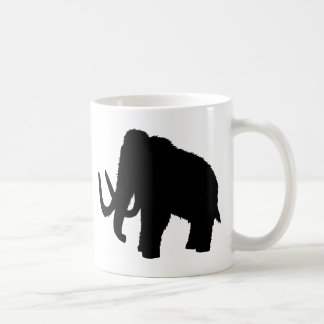 Mammoth Classic White Coffee Mug