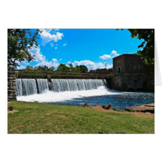 Mammoth Springs Arkansas Card