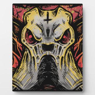 Mammothfest Merchandise Display Plaque