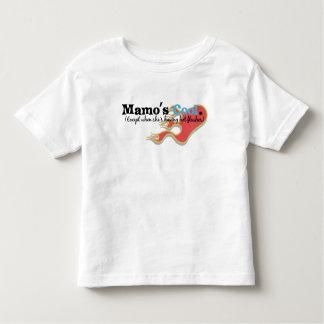 Mamo has Hot Flashes Toddler T-Shirt