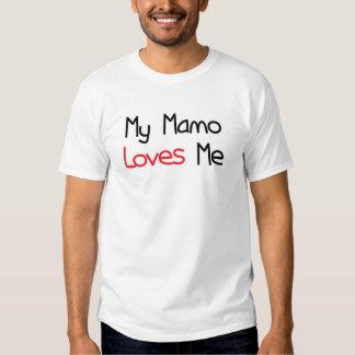 Mamo Loves Me Tee Shirt