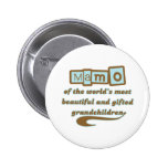 Mamo of Gifted Grandchildren Buttons