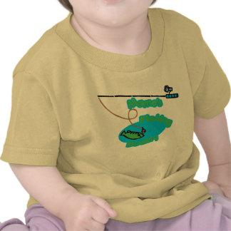 Mamo s Fishing Buddy T-shirts