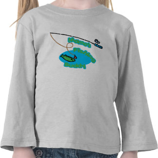 Mamo s Fishing Buddy T Shirt
