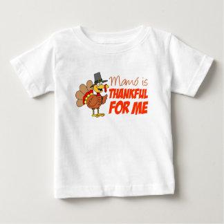 Mamo Thankful For Me Baby T-Shirt