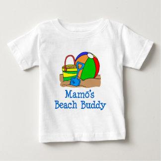 Mamo's Beach Buddy Baby T-Shirt