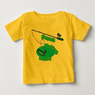 Mamo's Fishing Buddy Baby T-Shirt