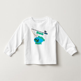 Mamo's Fishing Buddy Toddler T-Shirt