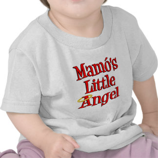 Mamo's Little Angel T Shirt