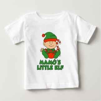 Mamo's Little Elf Baby T-Shirt