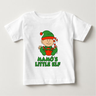 Mamo's Little Elf T-shirt
