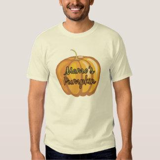Mamo's Pumpkin T-shirts