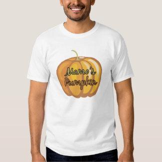 Mamo's Pumpkin Tee Shirts