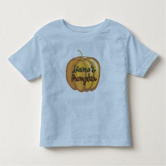 Mamo's Pumpkin Shirt