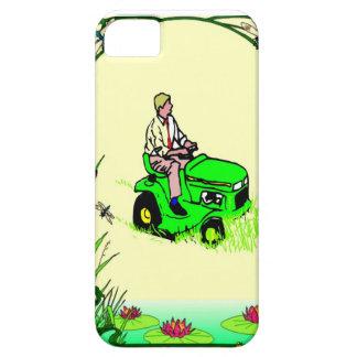 Man and machine iPhone 5 case