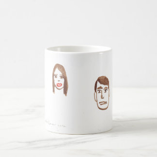Man and Woman Coffee Mug