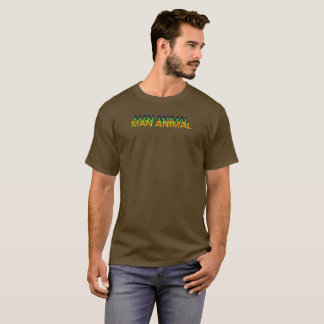 MAN ANIMAL TSHIRT
