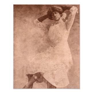 Man as Woman Photographic Print