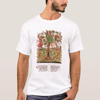 Man between vice and virtue T-Shirt