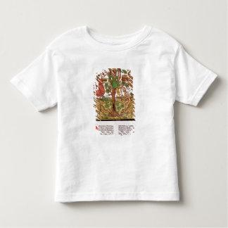 Man between vice and virtue toddler T-Shirt