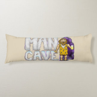 Man Cave Body Pillow