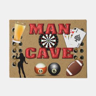 Man Cave - Doormat