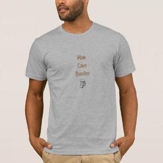 Man Cave Dweller T-Shirt